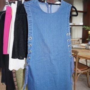 Honey Punch Jean Mimi dress